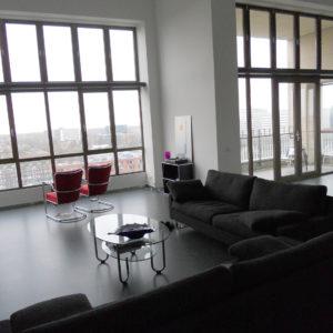 Afbouw Casco Penthouse Andreas Ensemble Amsterdam