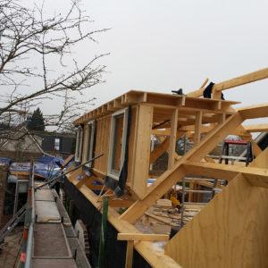 Renovatie En Herbouw Van Een Woning In Vinkeveen