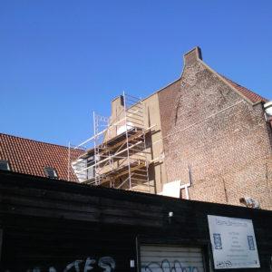Renovatie Van Historische Gevel En Kozijnen
