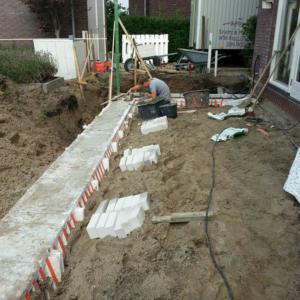 Uitbreiding Van Een Woning In De Wijk Waterrijk, Te Woerden