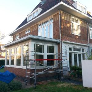 Verbouw En Uitbreiding Van Een Woning In Amsterdam Zuid