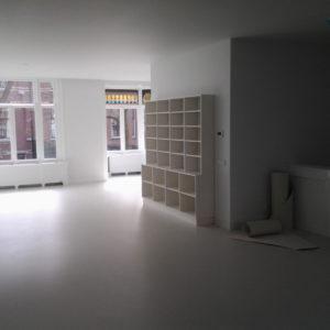 Verbouw Van Een Woning Aan De Jan Luykenstraat In Amsterdam