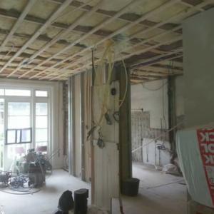 Verbouw Van Interieur, Woning Aan Woestduinstraat, Amsterdam
