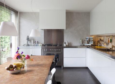 Verbouw Interieur, Keuken Woning Osdorp
