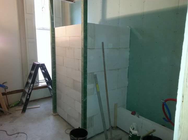 Badkamer Verbouwen Utrecht : Verbouwing badkamer utrecht aannemersbedrijf h meijer bv zegveld