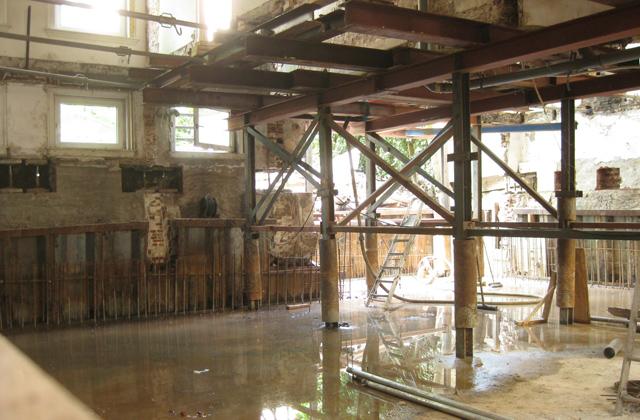 Funderingsherstel En Renovatie Woning
