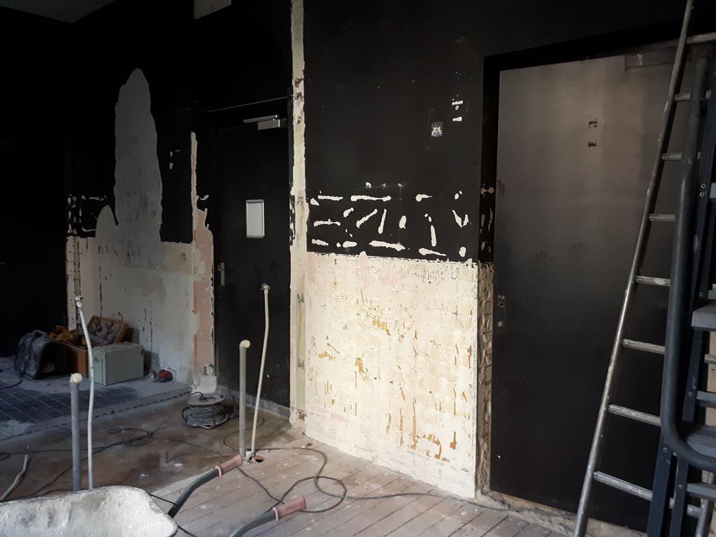 Renovatie Van Suites Hotel Arena